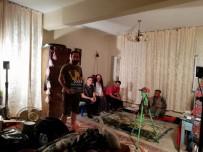 AHMET ARİF - Diyarbakır Sokakları Film Setine Döndü