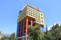 MİMARLAR ODASI - 'Dünyanın En Saçma Binası' Kahramanmaraş'ta