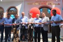 KÖY İMAMI - Engürücük Mahalle Konağı Dualarla Açıldı