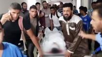 LAMIA - Filistinli Hemşire Kocasının Öldüğünü Yaralıları Tedavi Ederken Öğrendi