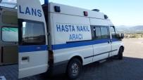 BÜLENT ECEVİT ÜNİVERSİTESİ - Filyos Limanı Şantiyesinde İş Kazası;1 Yaralı