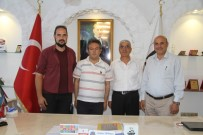 KADİR ÇELİK - İHA - Türkiye Gazetesi'nden Yalvaç Ve Şarkikaraağaç Belediyelerine Ziyaret