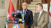 ELEKTRİK DAĞITIM ŞİRKETİ - Irak'ta Teröristlerin Elektrik Hatlarına Yönelik Sabotajı Kesintilere Sebep Oluyor