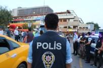 POLİS HELİKOPTERİ - İstanbul'da Hava Destekli Huzur Uygulaması