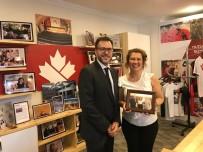 EKONOMIK İŞBIRLIĞI VE KALKıNMA ÖRGÜTÜ - Kanada İstanbul Başkonsolosu'ndan Kanada Okulları'na Ziyaret