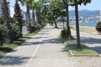 ENVER YıLMAZ - Koşu Ve Bisiklet Yolunun İhalesi Yapıldı