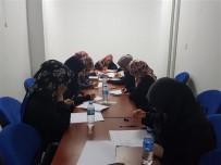 Kur'an Kursu Öğreticilerine Yönelik Mesleğe Hazırlık Eğitimi Verildi
