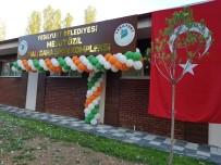 AHMET ÇAKıR - Malatya'da Mesut Özil Adına Spor Kompleksi Açıldı