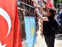ARAÇ KONVOYU - Meral Akşener'i ikna etmek için toplandılar