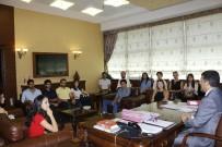 ÇOCUK İSTİSMARI - Mersin Barosu Genç Avukatlar Meclisi Kuruyor