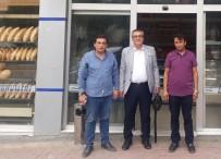 BILECIK MERKEZ - MHP Bilecik Teşkilatından 'Askıda Ekmek' Kampanyasına Destek