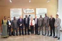 ANKARA SANAYI ODASı - Nijer Mesleki Ve Teknik Eğitim Bakanı ASO Teknik Kolejini Ziyaret Etti