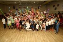 ALTINŞEHİR - Nilüfer Yaz Okulları'na Katılan Bin 566 Çocuğa Sertifika