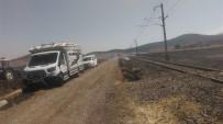 ANIZ YANGINI - Nurdağı'nda Korkutan Yangını