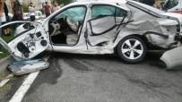 ÇETİN EMEÇ - Şampiyon Bilardocu Trafik Canavarına Yenildi