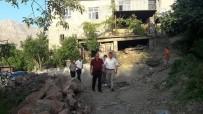 Sason Belediyesi Yol Çalışmalarına Hız Verdi