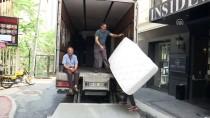 KİRA SÖZLEŞMESİ - Şişli'de 4 Yıldızlı Otel İcra Yoluyla Tahliye Edildi
