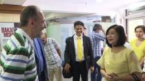 BEBEK MAMASI - Tayland Büyükelçisi Ekarohit'ten Suriyeli Ailelere Yardım