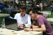 BÜYÜKDERE - Ücretsiz İnternet Hizmeti Beğeni Topluyor