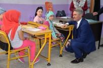 İLKÖĞRETİM OKULU - Vali Baruş, Okullardaki Kuran Kurslarını Ziyaret Etti
