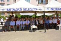 YıLDıZTEPE - Vali Kaban Cami Temel Atma Törenine Katıldı