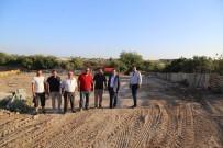 ÇANAKKALE VALİLİĞİ - Vali Tavlı Çıplak Köyünde İncelemelerde Bulundu