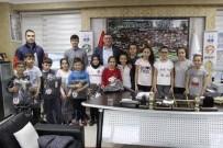 YÜKSEK ATLAMA - Vezirhanlı Atletler Ankara Yolcusu