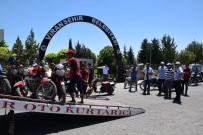 VİRANŞEHİR - Viranşehir'de 'Son Sürat 3' Motosiklet Uygulaması
