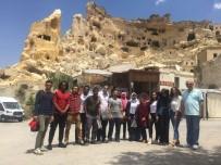 YABANCI DİL EĞİTİMİ - Yabancı Uyruklu Öğrenciler Kapadokya'yı Gezdi