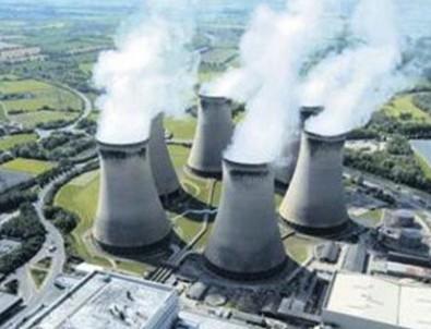 4. nükleer santral için düğmeye basıldı