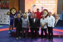 HASAN DOĞAN - 46. Yaşar Doğu Güreş Şampiyonası'nda Türkiye 3. Oldu