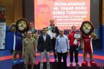 MUSTAFA KAYA - 46. Yaşar Doğu Güreş Şampiyonası'nda Türkiye Kadınlar Ve Erkeklerde 3. Oldu