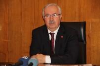 HAKKı KÖYLÜ - Adalet Komisyonu Başkanı Köylü, Hastaneye Kaldırıldı