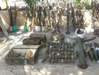 EMNİYET TEŞKİLATI - Afrin'de 'temizlik' sürüyor