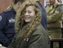 AHED TAMİMİ - Ahed Tamimi 8 ay sonra serbest kaldı