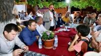 ALAY KOMUTANLIĞI - AK Partili Turan Açıklaması 'Çanakkale'mizin Ekonomisine Katkı Sağlayacak'