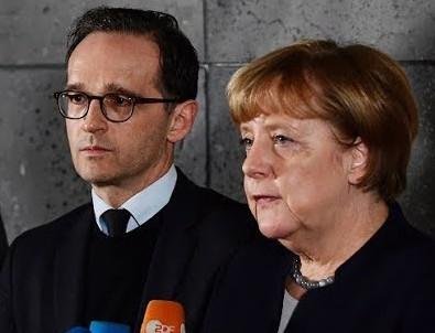 Almanya Dışişleri Bakanı: Bu utanç verici!