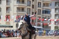 ÇıTAK - Atlı Okçular, Son Günde Kıyasıya Yarıştı