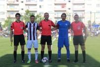 EGEMEN KORKMAZ - B.B. Erzurumspor Hazırlık Maçında Hataysporla Golsüz Berabere Kaldı