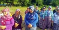 Baraj İnşaatının Yapıldığı Köyde Vatandaşlar Nöbet Tutuyor
