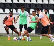 NEVZAT DEMİR - Beşiktaş'ta Hazırlıklar Sürüyor