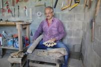 MEHMET ERDOĞAN - Dededen Toruna 5 Kuşaktır Şimşir Kaşık Üretiyorlar