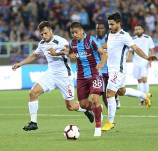 Trabzon 3 golle kazandı