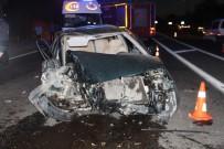 Elazığ'da İki Ayrı Trafik Kazası Açıklaması 9 Yaralı