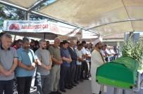 ERZİNCAN VALİSİ - Erzincan Gazeteciler Cemiyeti Başkanı Yalçınkaya'nın Acı Günü