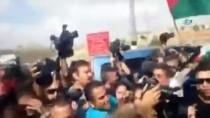 AHED TAMİMİ - Filistinli Cesur Kız Tamimi Serbest Bırakıldı