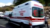 TUR OTOBÜSÜ - GÜNCELLEME - Çinli Turistleri Taşıyan Otobüs Kaza Yaptı Açıklaması 2 Ölü, 33 Yaralı