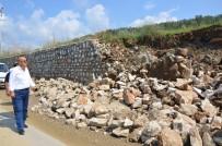 İznik'te Yağmurdan Etkilenen Bölgelerde İnceleme Yapıldı