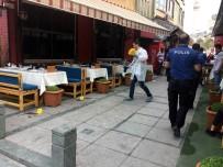 ÇEVİK KUVVET POLİSİ - Konya'da Gürültü Tartışması Kanlı Bitti Açıklaması 1 Ölü, 4 Yaralı
