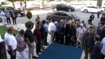 NUMAN KURTULMUŞ - Kurtulmuş, Elazığ Belediyesini Ziyaret Etti